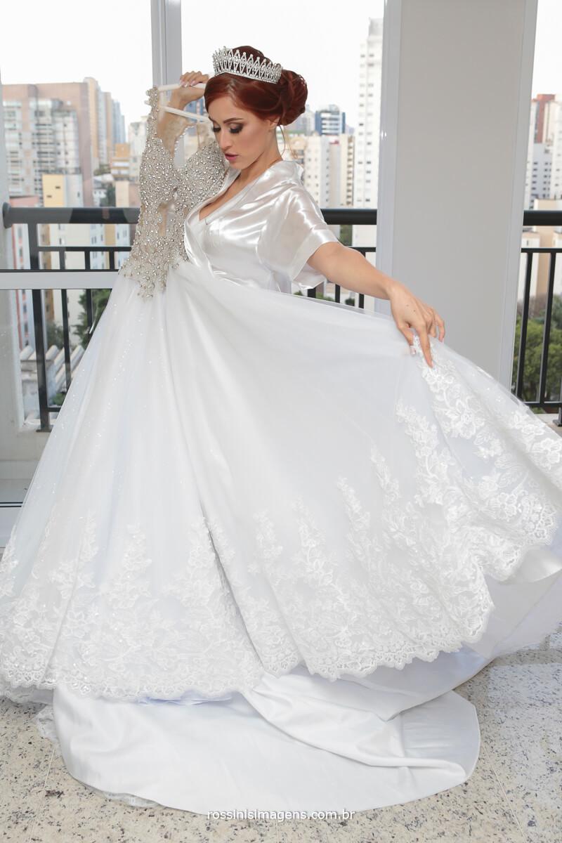 noiva diva, princess wedding, bride, vestido de noiva com a noiva do ano casamento 2018, casamento 2019, o grande dia