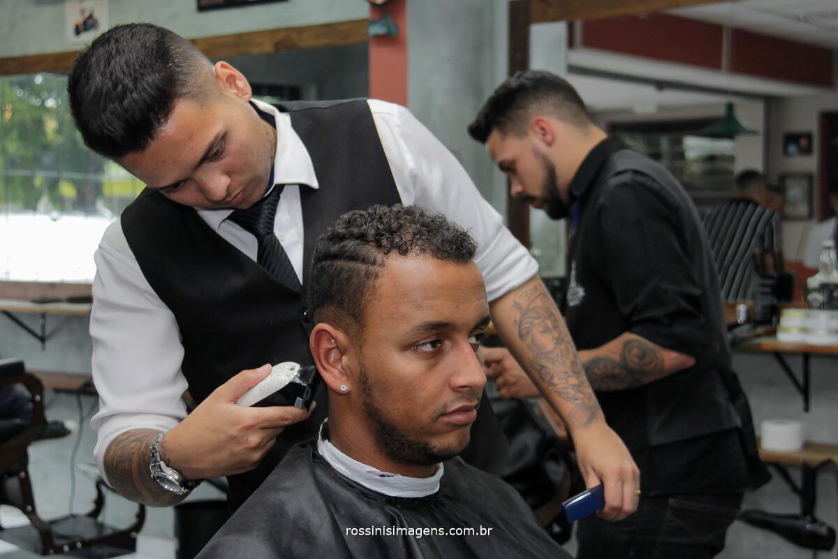 making of dia do noivo na barbearia calligaris em suzano sp rossinis imagens