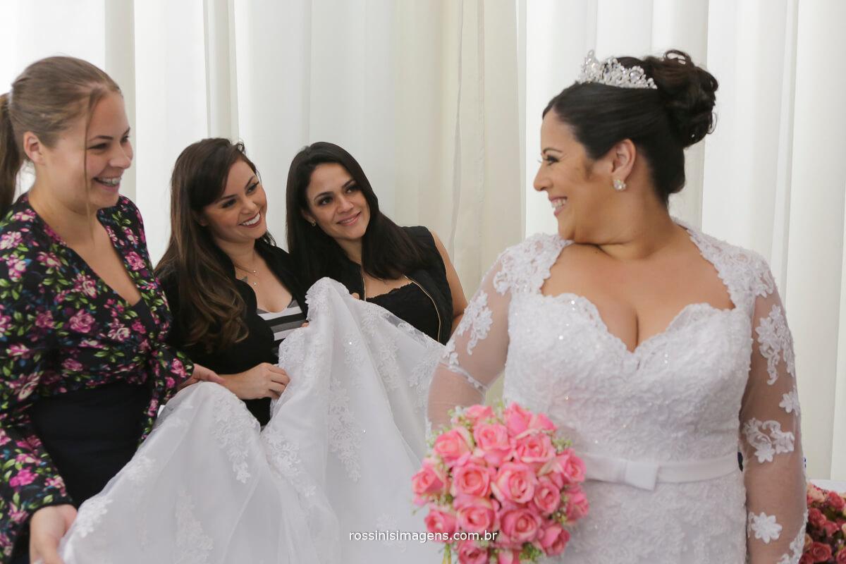 dayane siqueira make up dia da noiva em Artur Alvin