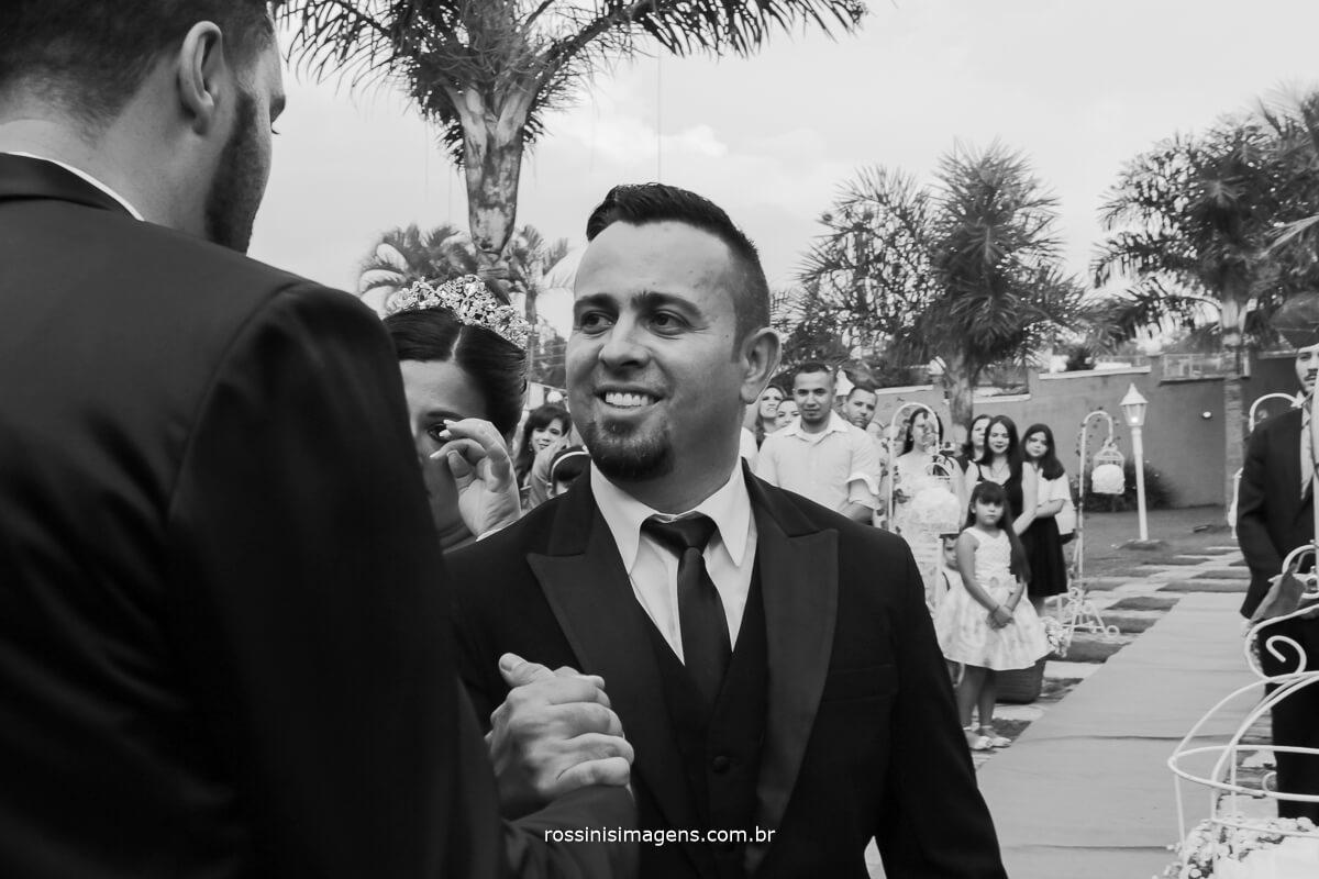 comprimento do irmão da noiva no alta