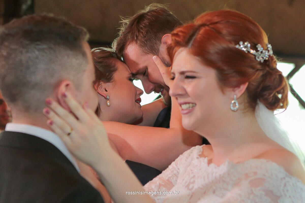 noiva e o primo felipe noivo e irmã camila, base da historia do casamento da renata e kevin