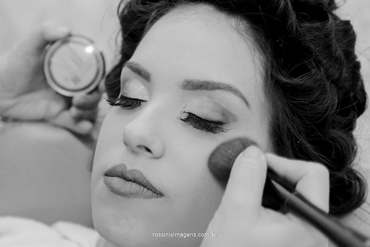 make up de noiva, maquiagem , pó