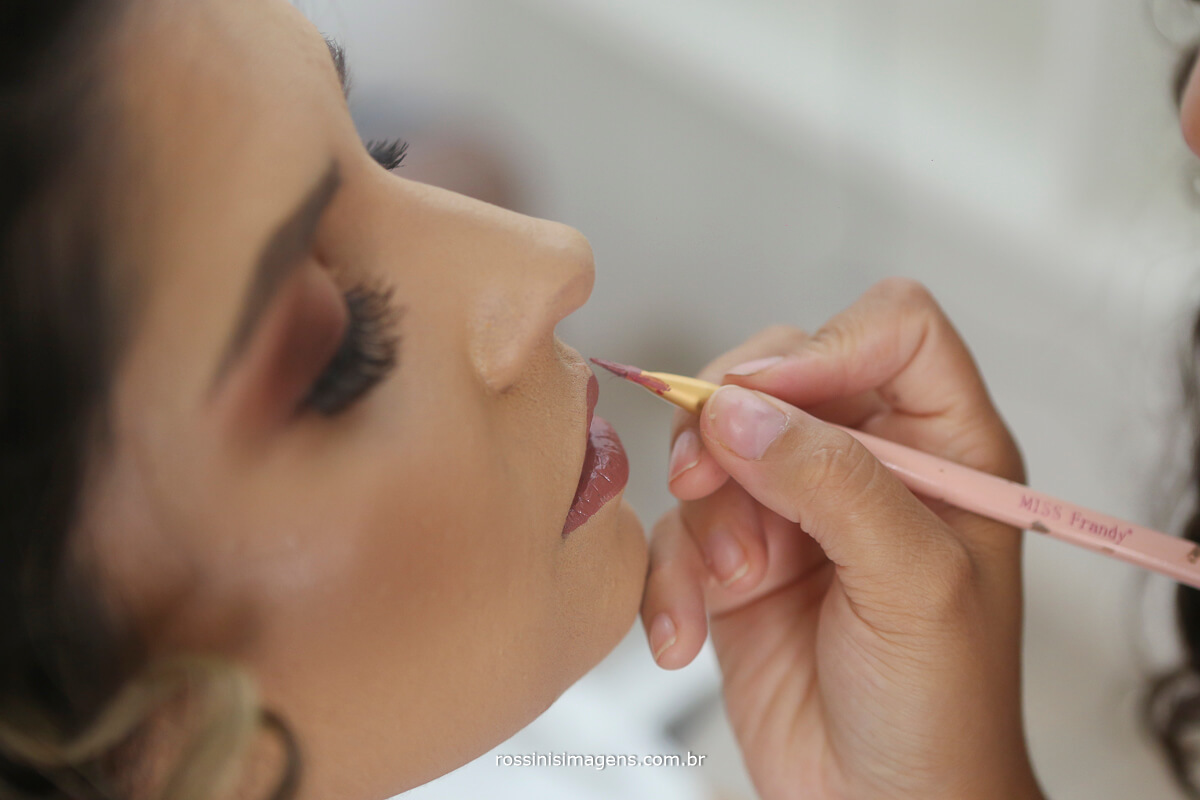 maquiagem da noiva maira na mansão das noivas