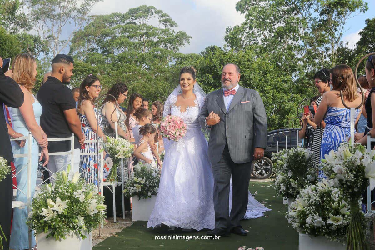 entrada da noiva no recanto tomioka em mogi das cruzes rossinis imagens