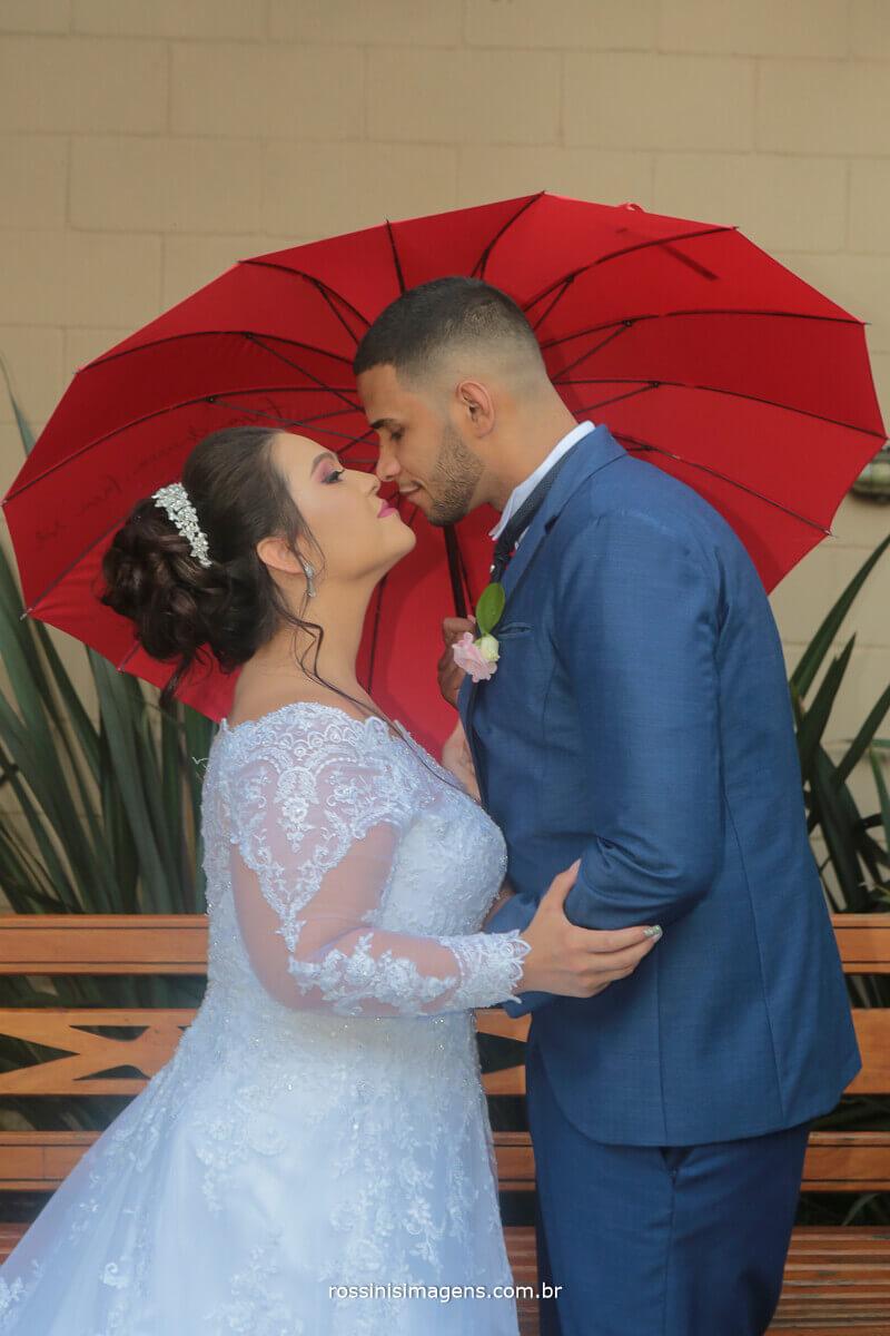 ensaio de fotos apos a cerimonia de casamento noivos juntos