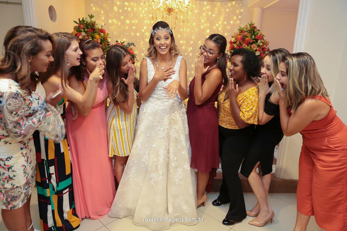 amigas da noiva, clube das luluzinhas