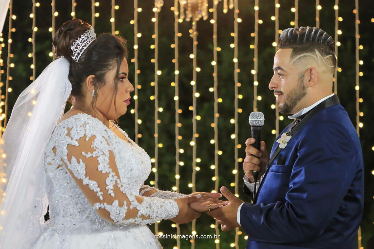 votos do Amauri para Thamiris, casamento na chácara torres em poa por rossinis imagens fotografia e filmagem