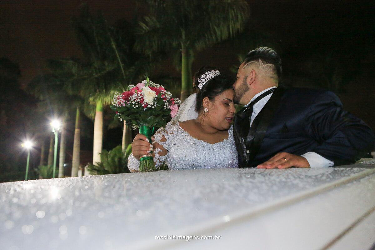 Casamento ao Ar livre a noite Chacara Torres poá Thamiris e Amauri