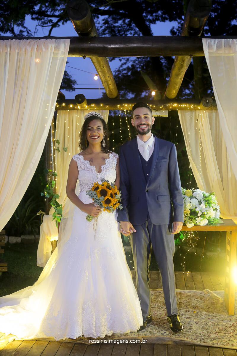 casamento em poa - sp danilo e patricia wedding