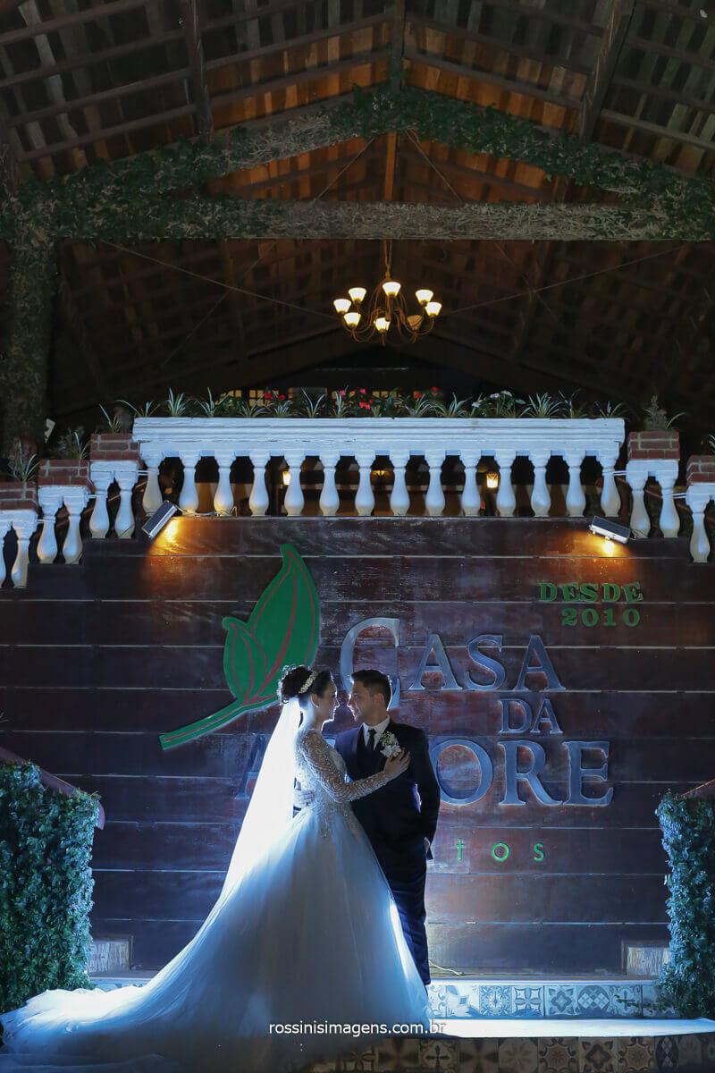 assessoria de casamento Pamela Salzgeber - Som e Iluminação Royal Som - Fotografia Rossinis imagens