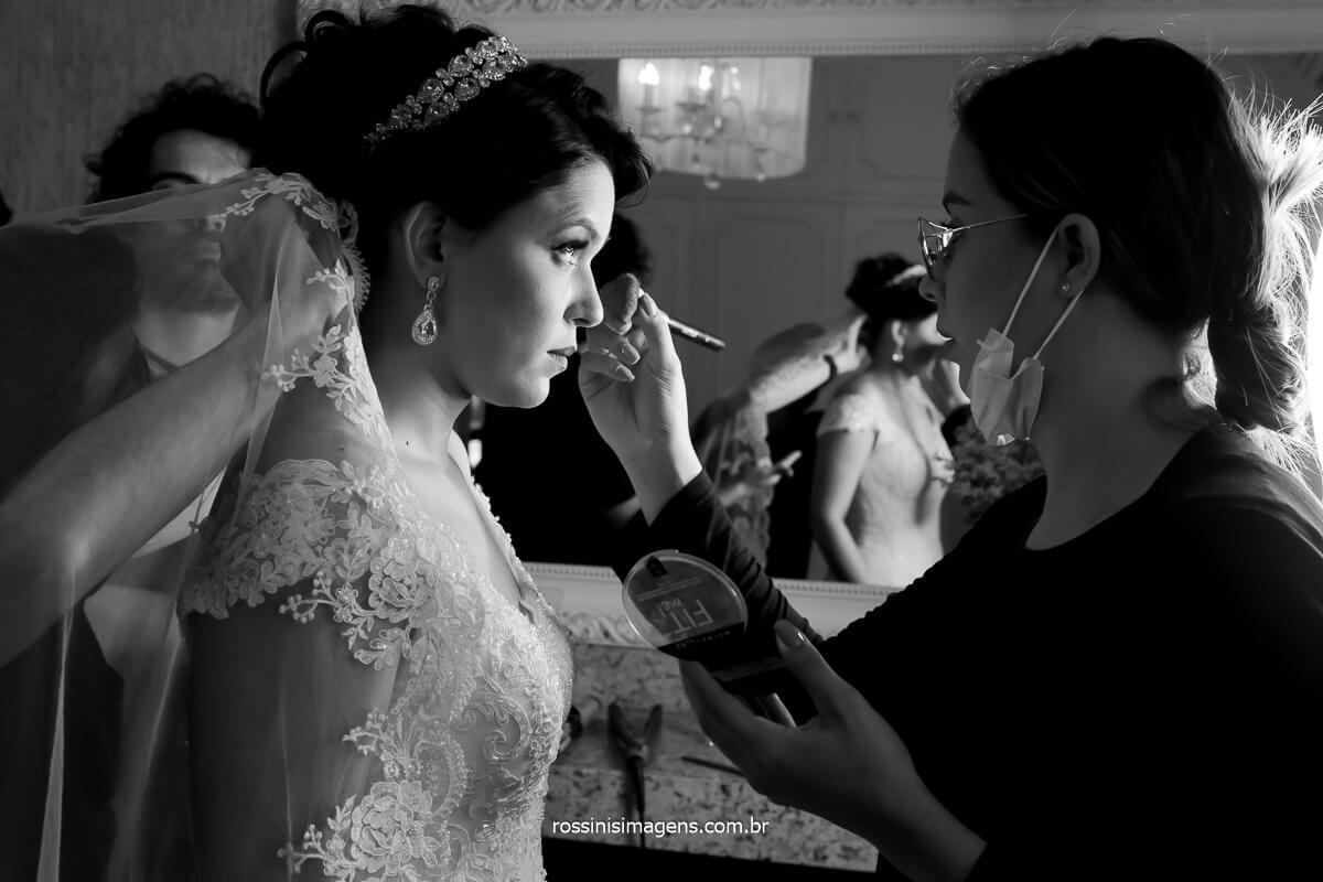 make up noiva pronta no dia da noiva maquiagem linda, @RossinisImagens