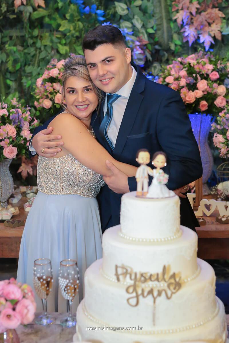 sessão de fotos da família do noivo mãe, registro de família, livro fotográfico do casamento, @RossinisImagens