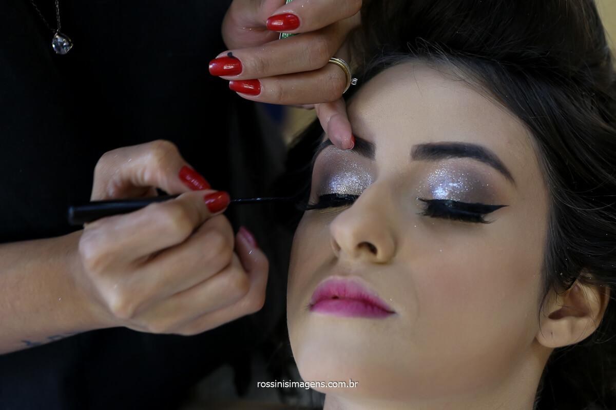 make up, ateliê bianca de lira dia da noiva delineador, fotografo de casamento @RossinisImagens