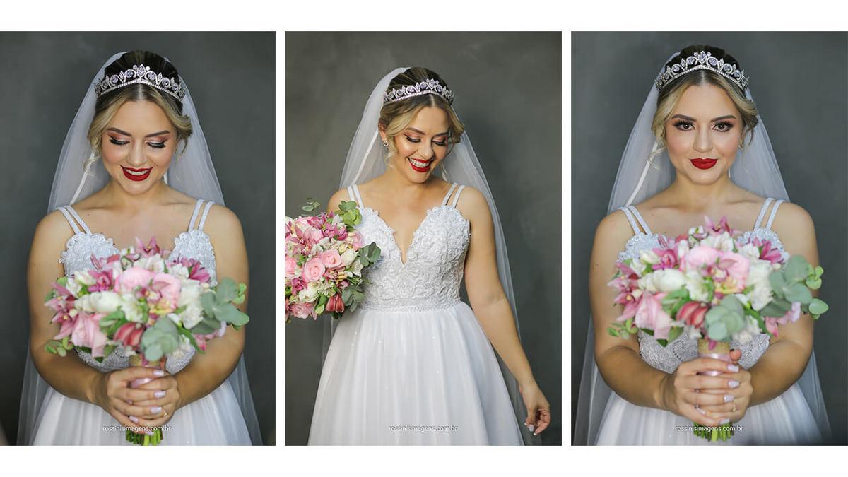 book noiva, noiva no making of pronta em sessão de fotos, @RossinisImagens