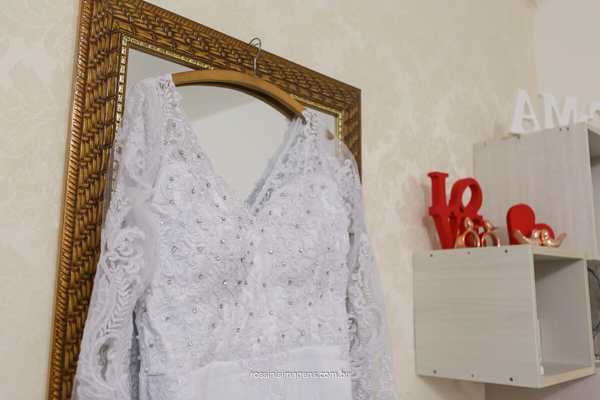 vestido de noiva, corpete de vestido, casamento em igreja, casar na igreja, @RossinisImagens