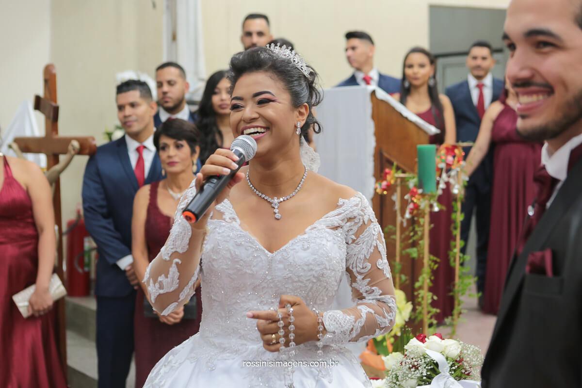 fotografo de casamento noiva homenageando seus pais, @RossinisImagens