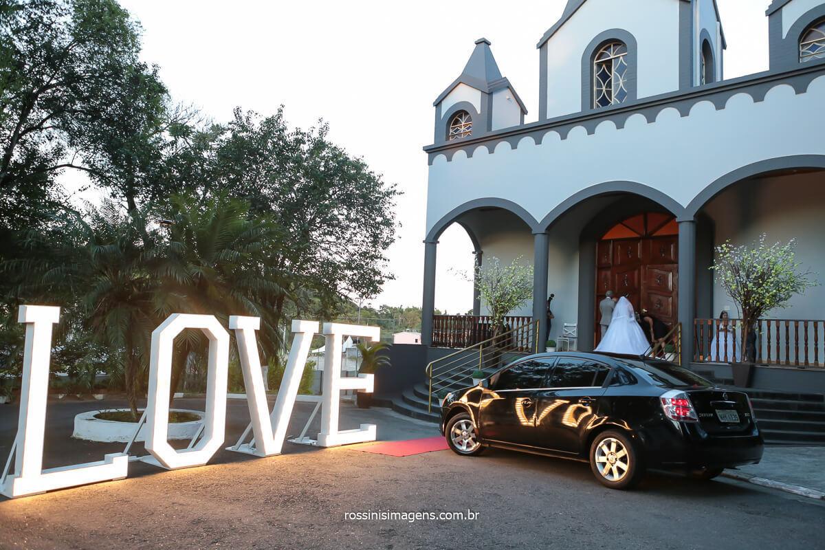 fotografo de casamento em poa, espaço la capella eventos entrada da noiva, @RossinisImagens