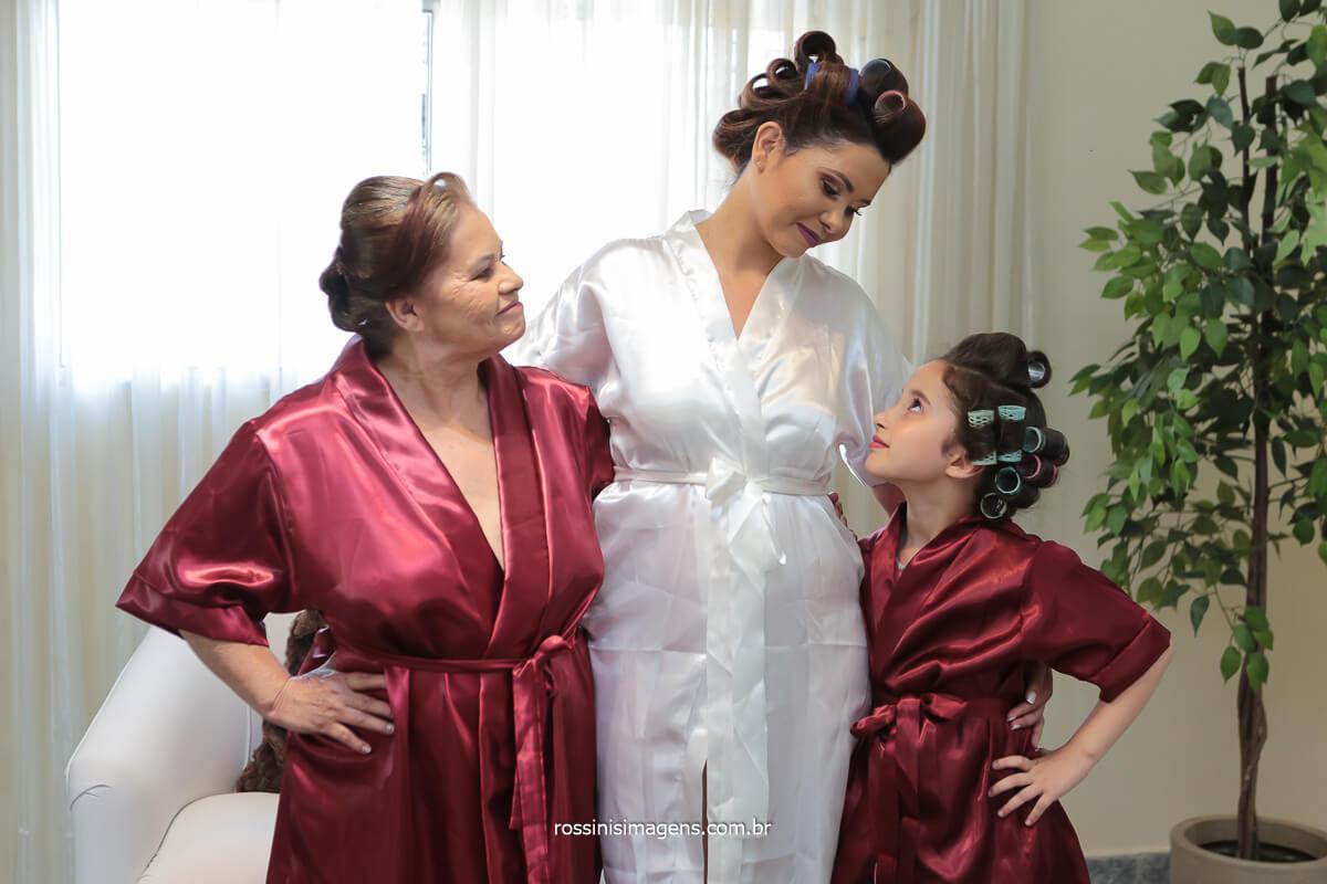 fotografia de casamento noiva, mãe e filha da noiva, making of, @RossinisImagens