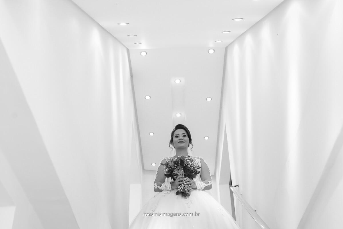fotografia de casamento no Salão Leandro Fernandes em São Paulo, Noiva pronta, @RossinisImagens