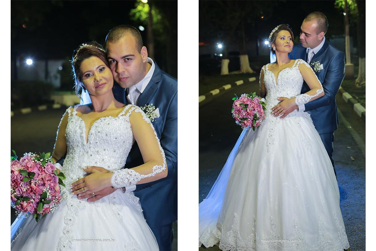 fotografia de casamento casal de noivos em sessão de fotos apos a cerimonia de casamento em poa, @RossinisImagens