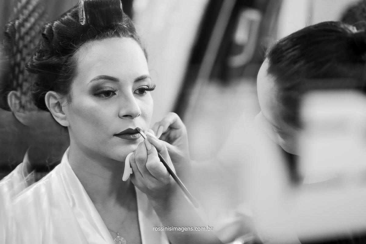 Make Up da Noiva Amanda Mahasin