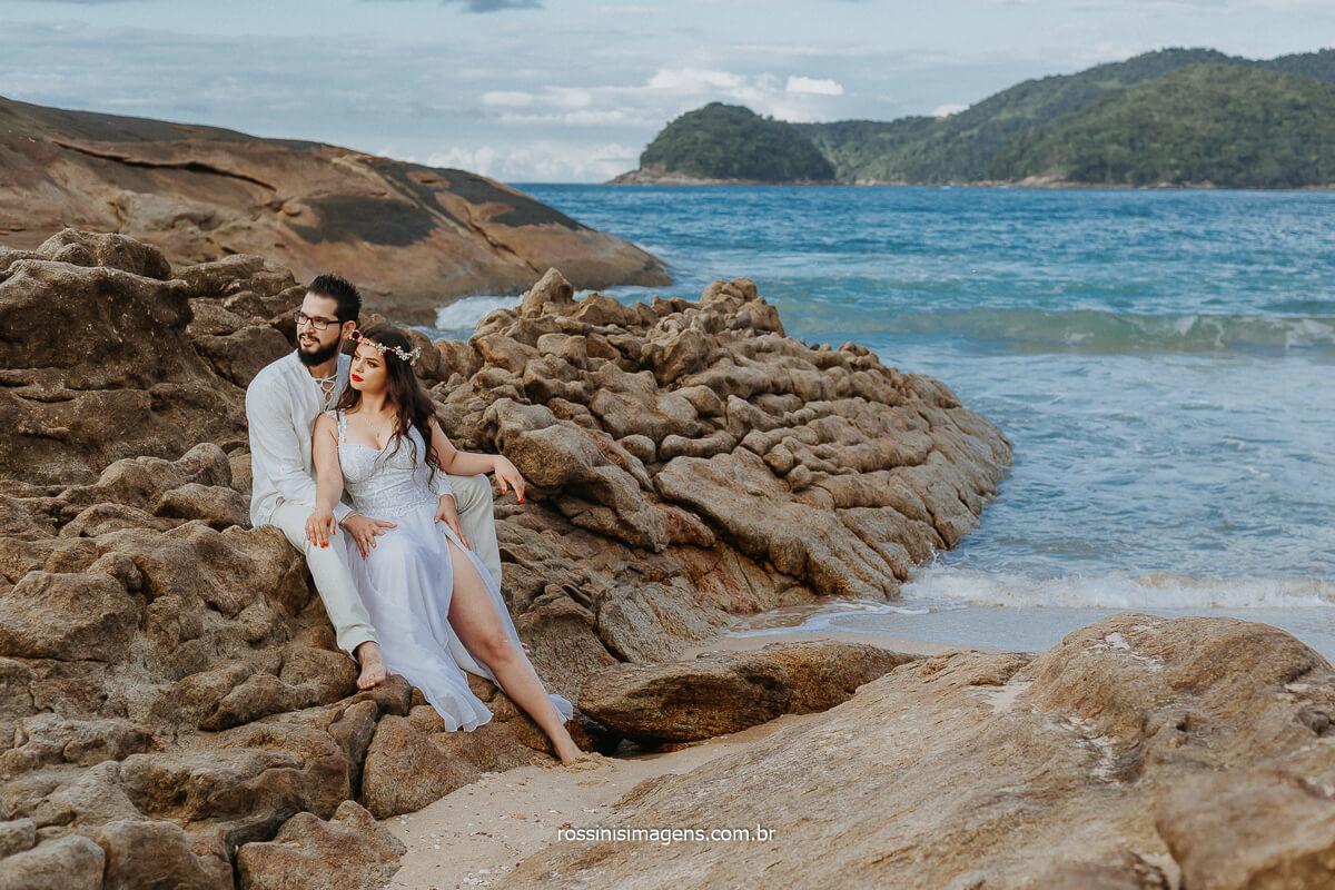 Fotografia Inspiração de Ensaio de Casal Na Praia Do Litoral, RJ ,SP,PR, RN