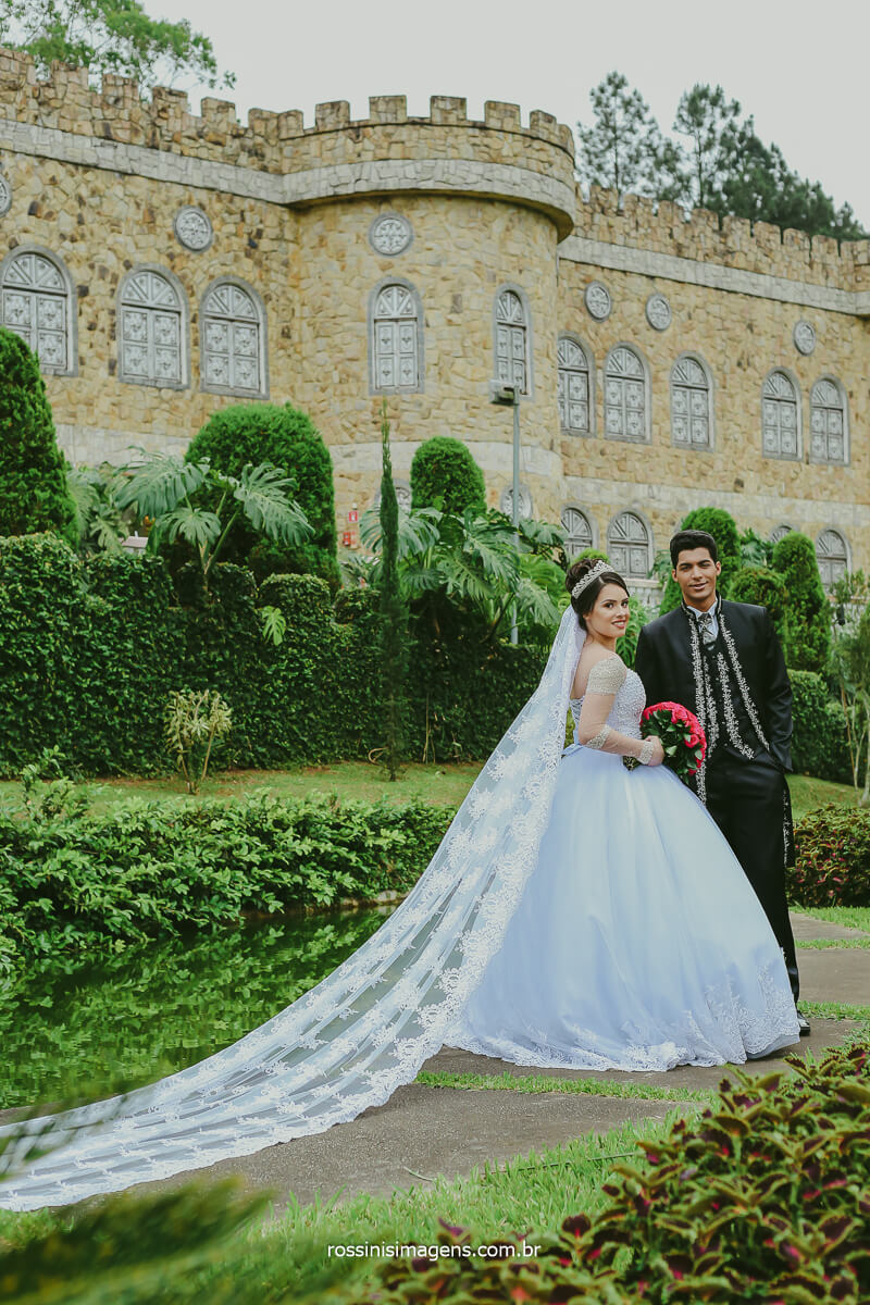 Ensaio pos Casamento Rafa e Fernando no Monte Castelo Eventos