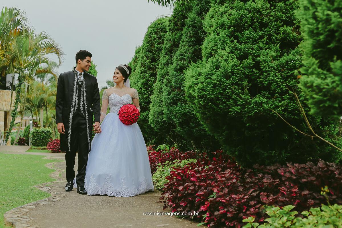 Ensaio de Noivos Depois do Casamento
