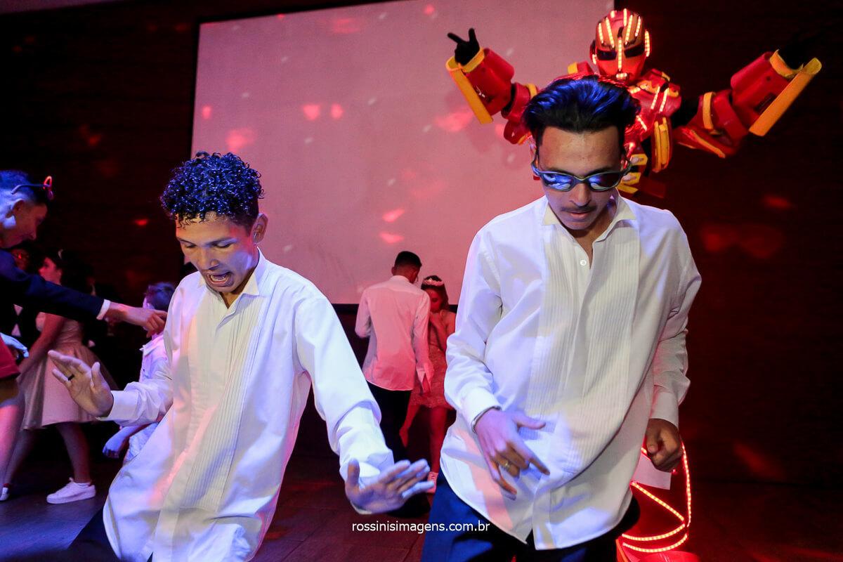 Pista de Dança, animação e energia