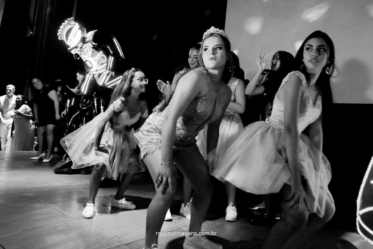 Coreografia da Balada Dança Festa