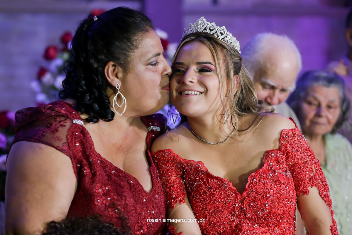 Momento Mãe e Filha, Festa de 15 Com Emoção