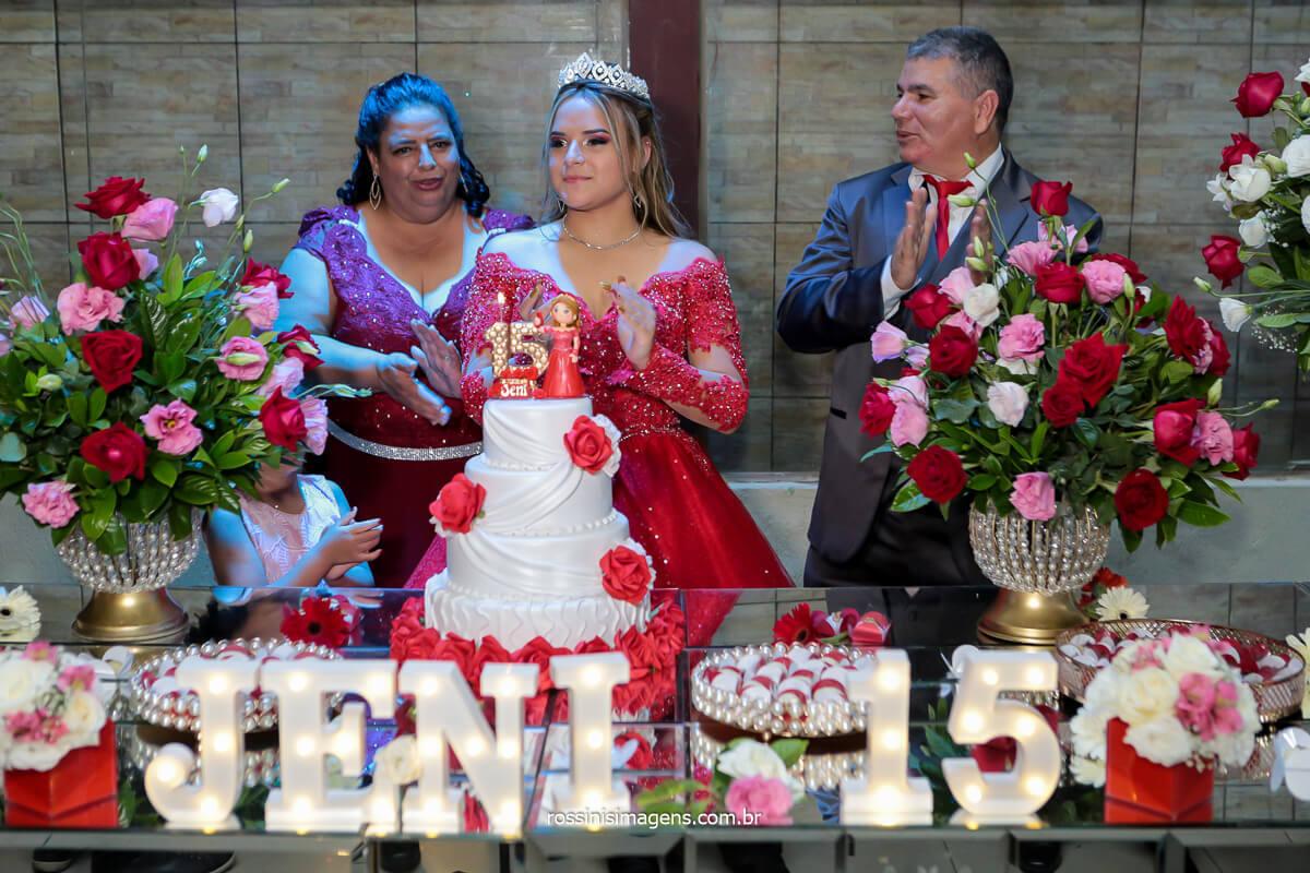Parabéns da Jeni, Festa de 15 Anos com Pàrabéns