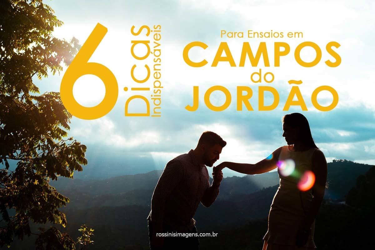 Imagem capa - Dicas para Ensaios em Campos do Jordão por Rossini's Imagens