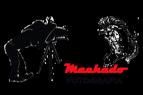 Logotipo de Machado - Fotografia