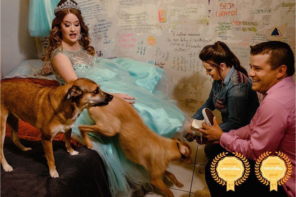 Imagem capa - PRÊMIO - AMARELOS AWARDS - 2020/1 por Alessandra e Michael