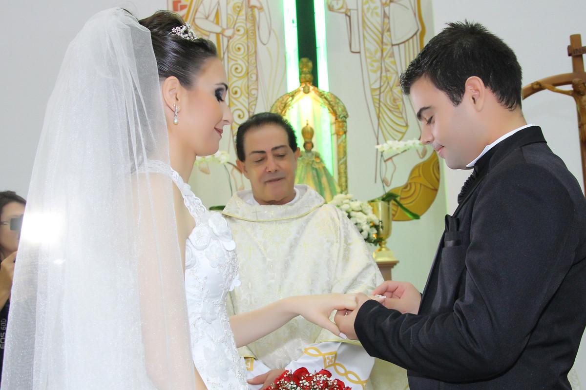 Foto de Aniderci e Rodrigo