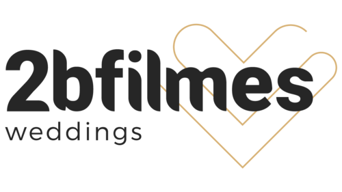 Logotipo de 2B Filmes Weddings