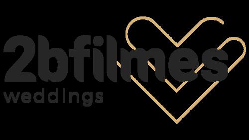 Logotipo de 2B Filmes Weddings