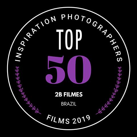 Imagem capa - Top 50 melhores videomakers do mundo por 2B Filmes