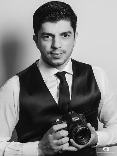 Sobre Leandro Rodrigues - Fotógrafo para Casamentos e formaturas