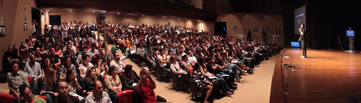 Imagem capa - Palestras em Congressos por Anderson Miranda