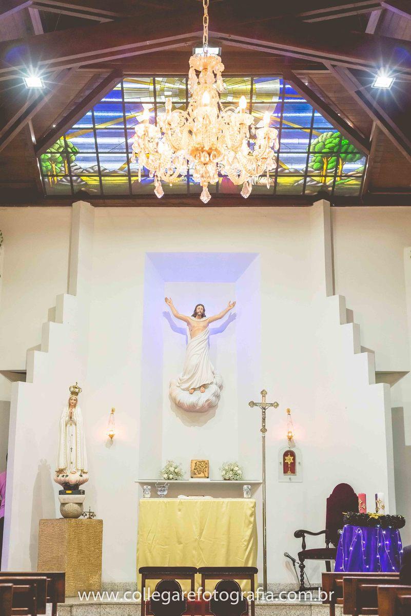 Igreja Nossa Senhora de fátima Niterói