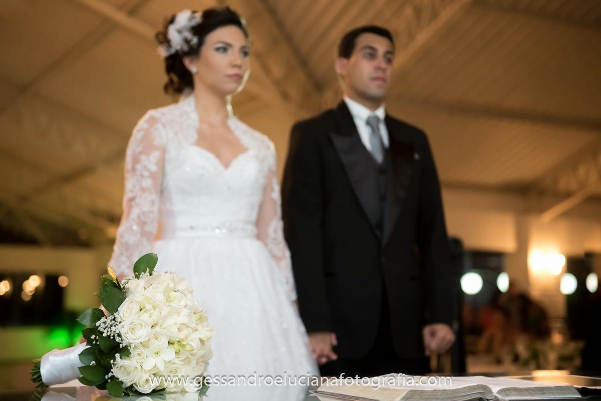 Foto de Juliana e Vinicius