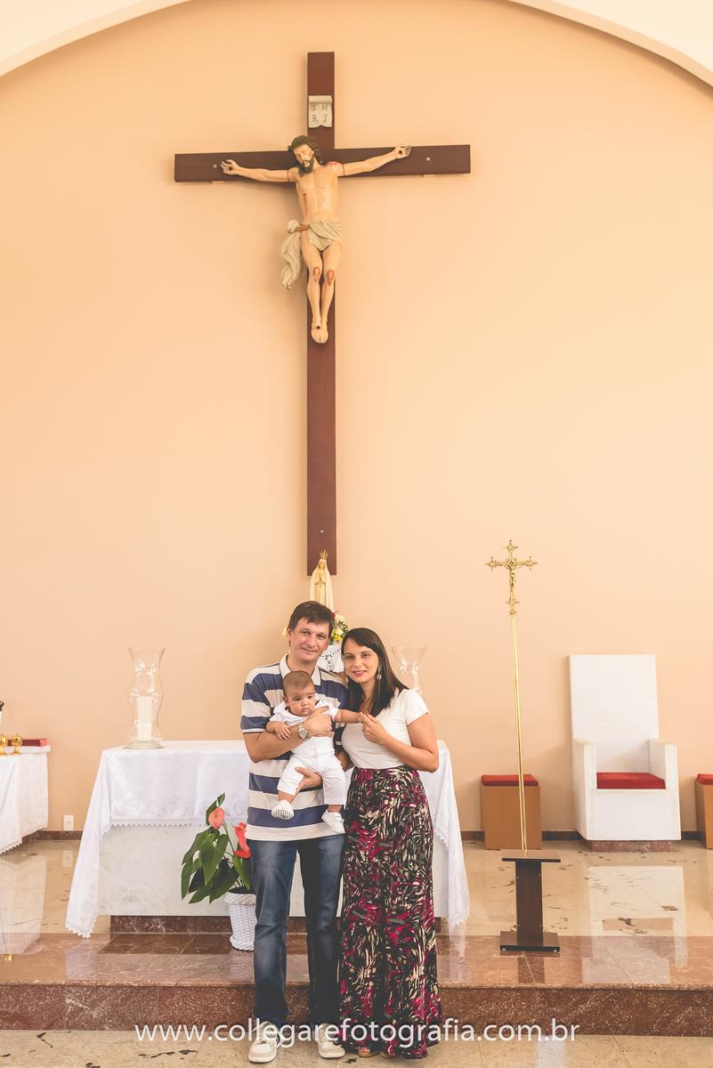 Foto de Batizado Mateus