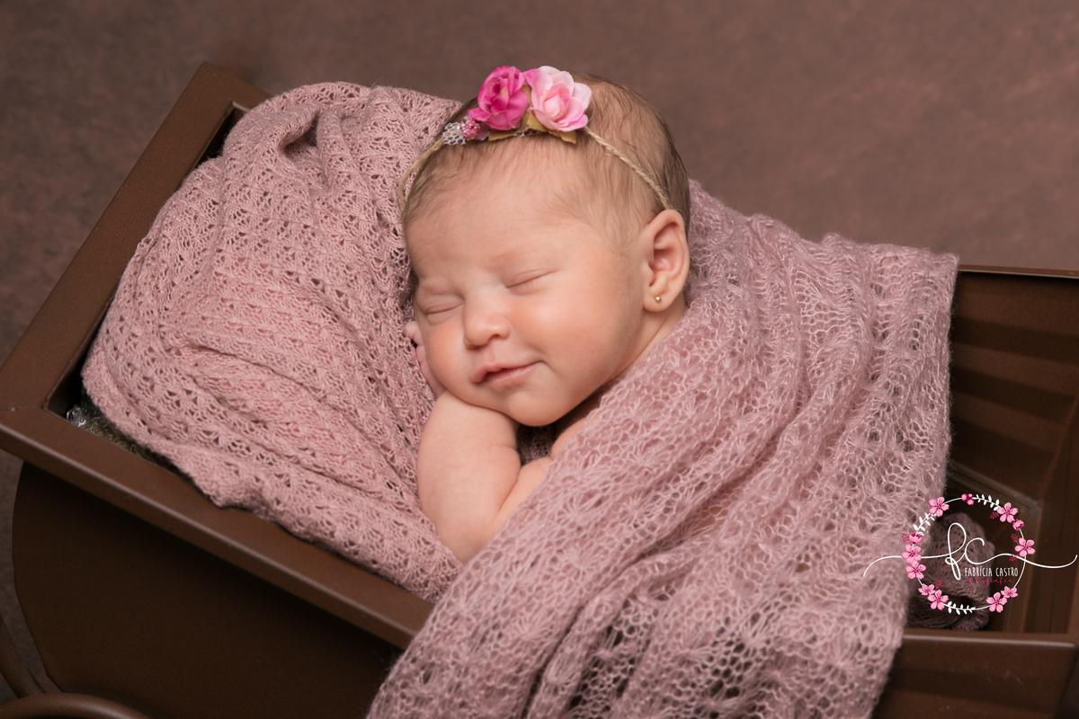 Imagem capa - Ensaio Newborn em BH - Nathália - 09 dias por Fabricia Castro