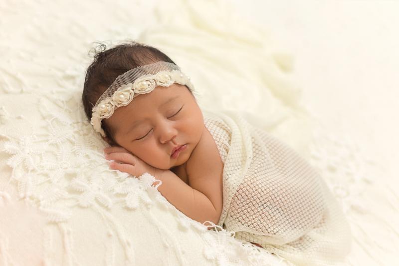 Imagem capa - Newborn em BH - Sayuri 09 dias por Fabricia Castro