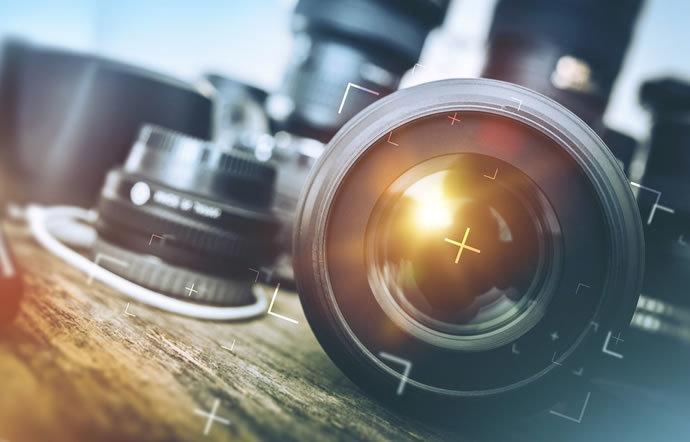 Imagem capa - Fotografia Profissional - Como ser fotógrafo?  por Fabricia Castro