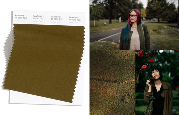 Imagem capa - Como usar o verde militar por katia  Garrido