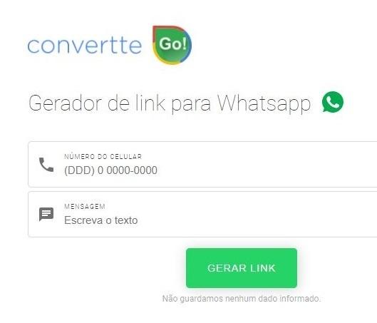 Imagem capa - Gerador de link do whatsapp por katia  Garrido