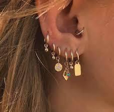 Imagem capa - Argolas nas orelhas por katia  Garrido